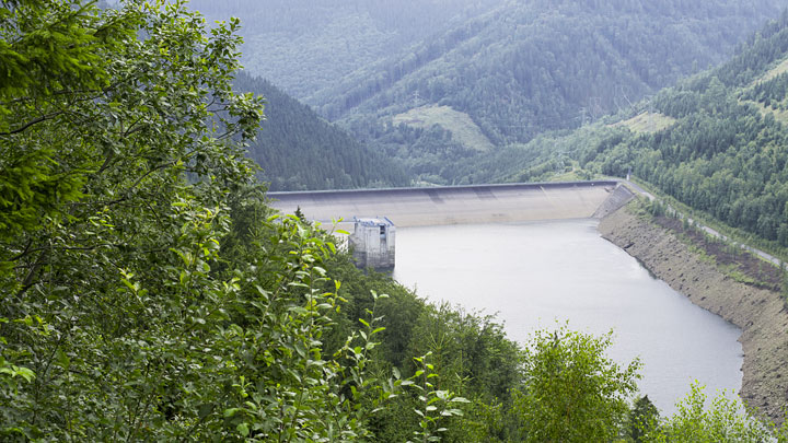 How could pumped hydro energy storage power our future? Image