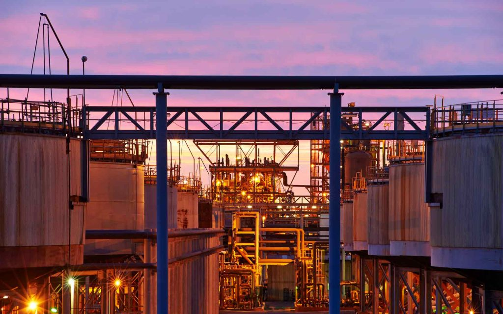 Alcoa's Wagerup refinery