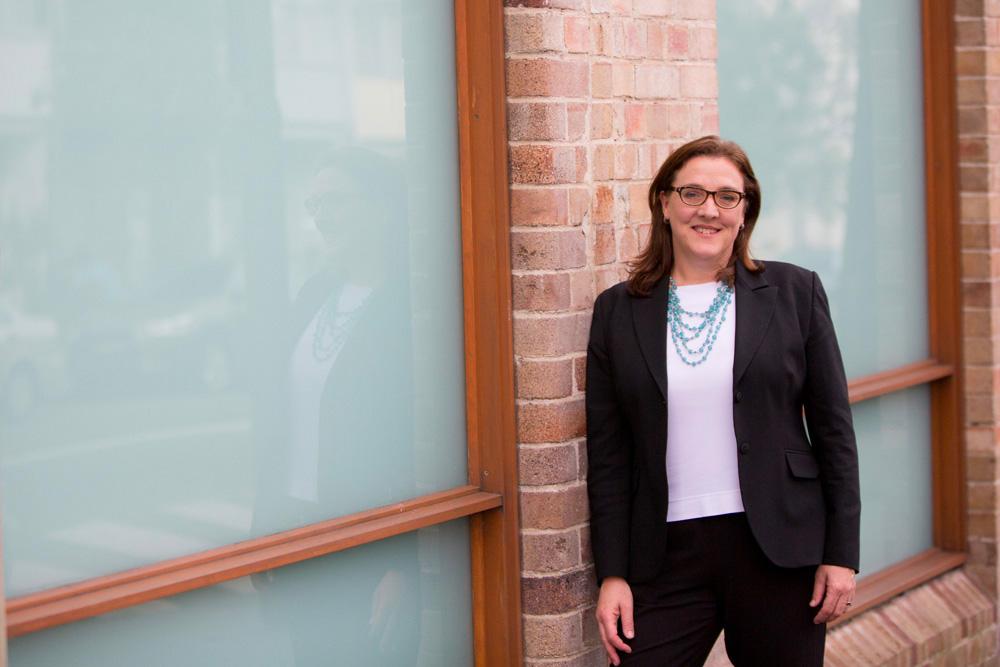 Professor Renate Egan